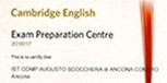Certificato CAMBRIDGE EXAM PREPARATION CENTRE